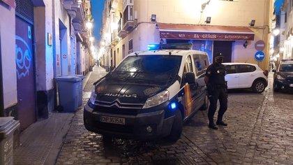 Cinco detenidos en una operación contra el tráfico de drogas en Cádiz capital