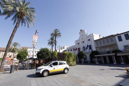 La Policía Local de Mérida interpone 50 denuncias la semana pasada por no llevar mascarilla