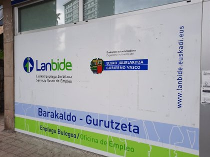 Lanbide cierra las oficinas de Zaramaga, en Vitoria, y de Llodio, por dos positivos en Covid-19 de trabajadores