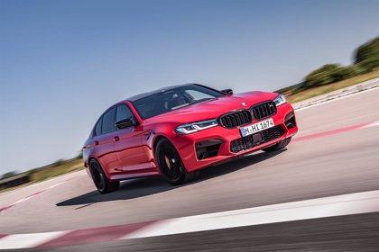 BMW lanza en España la actualización de sus M5 y M5 Competition, con hasta 625 caballos