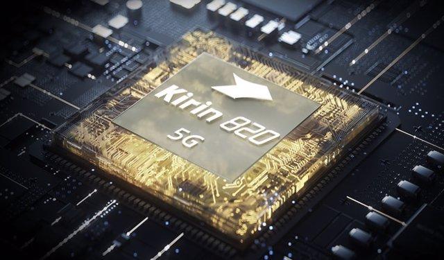 Procesador Kirin 820 5G