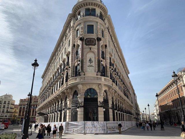 Imagen de recurso del Hotel Four Seasons de Canalejas.