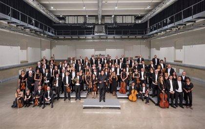 El maestro ruso Bychkov y la Euskadiko Orkestra, este martes en el FIS