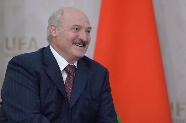 El president de Bielorússia, Alexander Lukashenko
