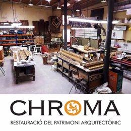 CHROMA RESTAURACIÓ DEL PATRIMONI ARQUITECTÒNIC, S.L.