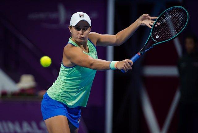 Tenis.- El ranking de la WTA sigue liderado por Barty tras la reanudación de la