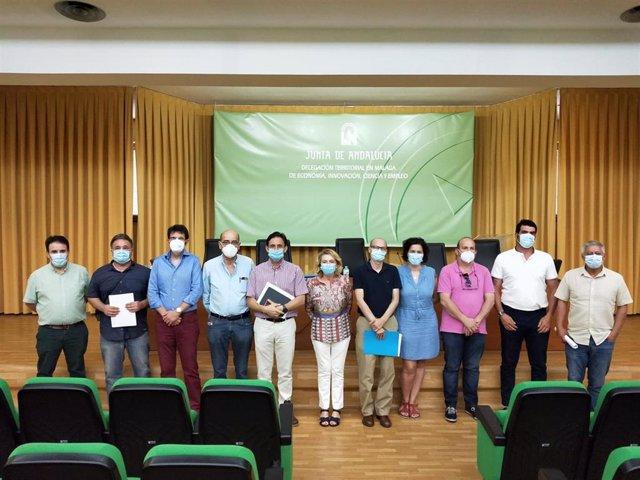 Consorcios  de Unidad Territorial de Empleo, Desarrollo Local y Tecnológico Sierra de las Nieves