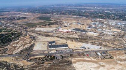 Aragón Plataforma Logística licita las obras de ampliación de Plaza, con un presupuesto de 11,8 millones