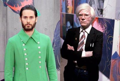 Jared Leto interpretará a Andy Warhol en el biopic del artista