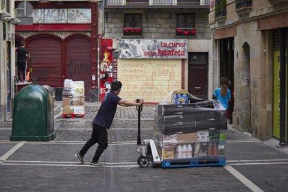 El Ayuntamiento de Pamplona destina un millón en ayudas para las medidas contra el Covid-19 en los establecimientos