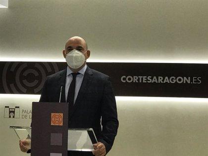 El PP Aragón pide ayudas directas al sector del comercio por valor de cuatro millones de euros para gastos por la COVID