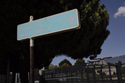 Podemos Madrid propone que el parque Juan Carlos I pase a llamarse Trece Rosas