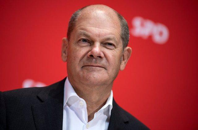 Alemania.- El SPD elige al ministro de Finanzas, Olaf Scholz, como su candidato