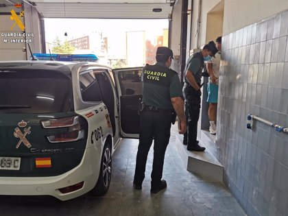 """Detenido tras ser sorprendido dentro de una casa en Villalobón (Palencia) y alegar que buscaba """"una peña"""""""