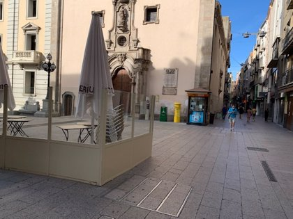 La Generalitat estudia permitir aforos del 50% en los bares de Lleida