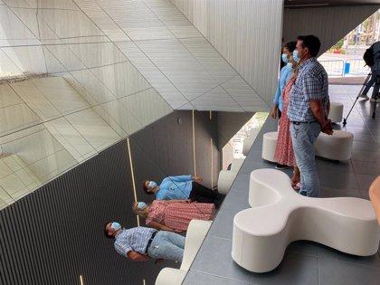 Alicante estrena su nueva oficina turística, la primera con dispositivos de autoconsulta