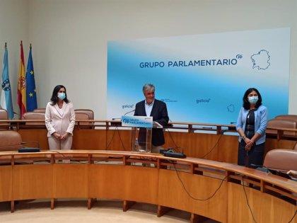 """El PPdeG augura una """"legislatura compleja"""", con la gestión de la COVID-19 y la crisis económica como """"retos iniciales"""""""