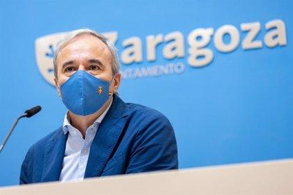 Azcón pide una reunión urgente a la ministra de Hacienda para replantear las ayudas a los ayuntamientos