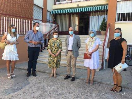 La Diputación de Salamanca refuerza su colaboración con el centro Ave María con un apoyo de 10.000 euros más