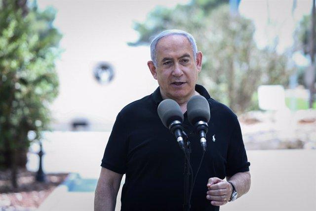 """Israel.- Netanyahu aboga por dar """"otra oportunidad"""" a la coalición para evitar n"""