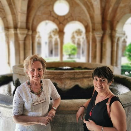 La Cámara de Tarragona reclamará a la Generalitat una oficina de turismo en Santes Creus