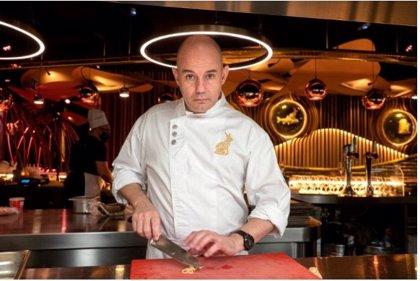 Odiseo reivindica la riqueza gastronómica de Murcia con un menú 'a 20 manos' con los mejores chefs del país