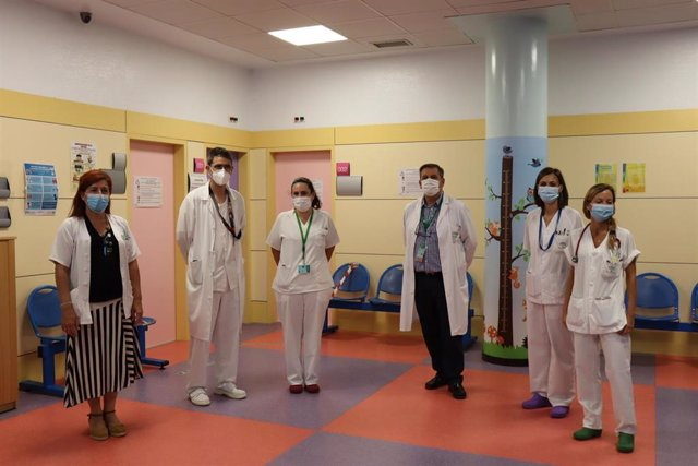 [L Comunicacion.Almeria.Dgob] Nota. La Unidad De Pediatría Del Hospital De Poniente Consolida El Reconocimiento De La Agencia De Calidad Sanitaria De Andalucía