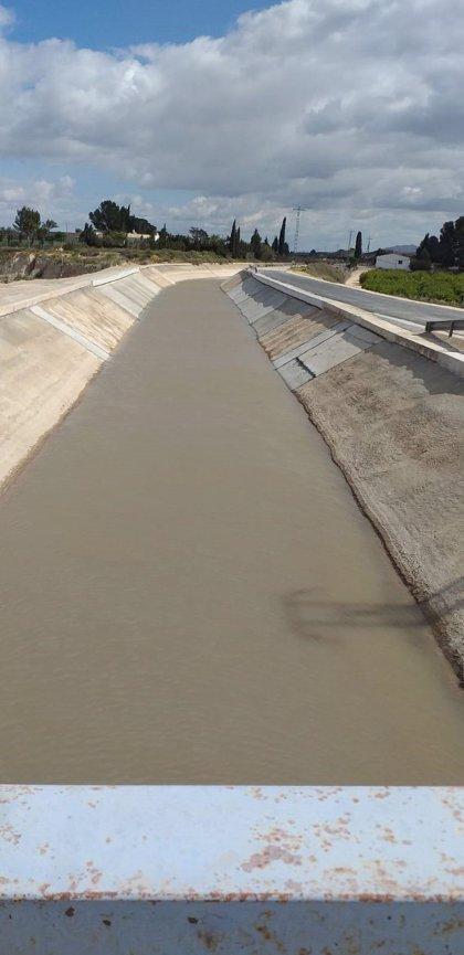 El trasvase Tajo-Segura quedará suspendido a partir de septiembre 13 semanas para reparar el dique de La Bujeda