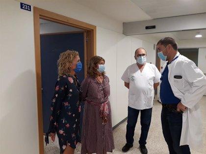El Hospital Punta de Europa (Cádiz) reabre esta semana su planta de Traumatología tras las obras de mejora realizadas