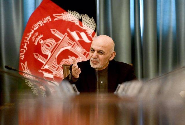 Afganistán.- Ghani autoriza liberar al último grupo de presos exigidos por los t