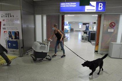 Coronavirus.- Grècia obligarà els viatgers que arribin d'Espanya a presentar una PCR negativa