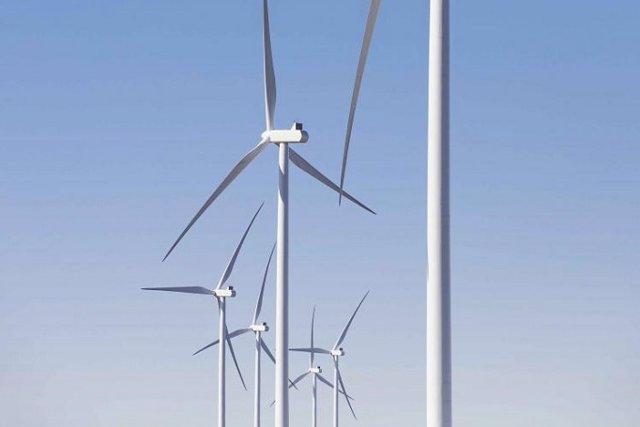 Parque eólico de EDP Renovaveis