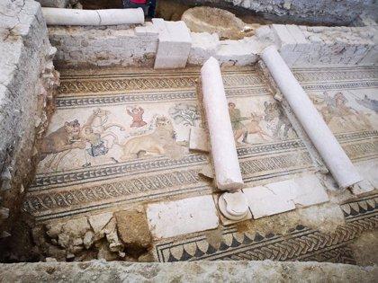 Primera semana de trabajos en el yacimiento de Salar (Granada), este año con los arqueólogos confinados
