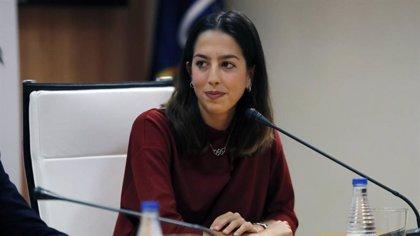 Alejandra Quereda, nueva seleccionadora española de conjuntos de gimnasia rítmica