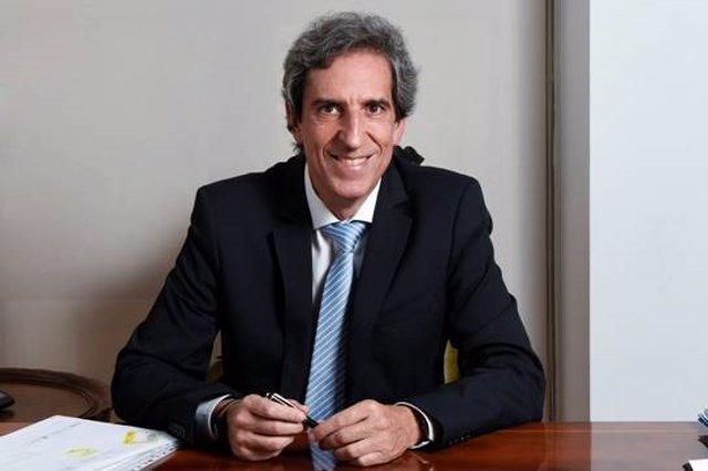 Presidente del Colegio de Médicos de Madrid, Miguel Ángel Sánchez Chillón