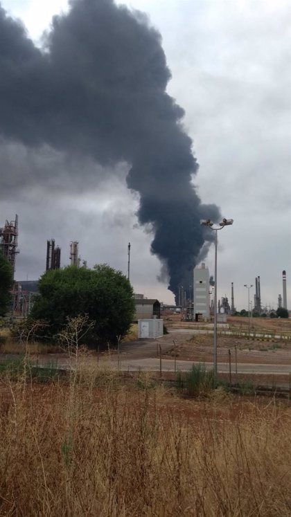Desactivado el Plan de Emergencia Exterior de Puertollano tras comunicar Repsol el fin de la emergencia