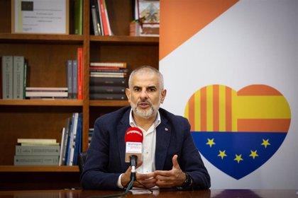 """Carrizosa (Cs) insiste en ir junto a PP y PSC en Cataluña para evitar """"tentaciones de tripartito"""" con ERC y Podemos"""