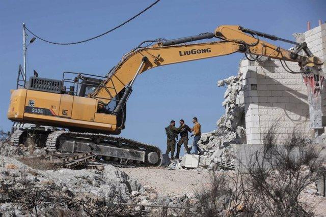 O.Próximo.- El Supremo de Israel falla contra demoler la casa de un palestino im