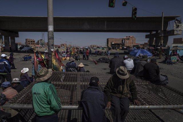 Bolivia.- La Iglesia Católica de Bolivia vuelve a ofrecerse para mediar en el co