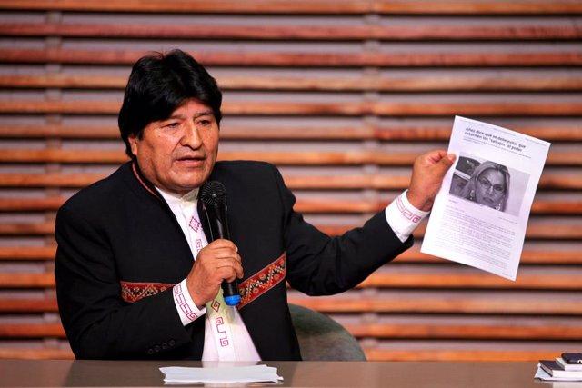 Bolivia.- Morales pide los sindicatos que consideren la propuesta del TSE para c