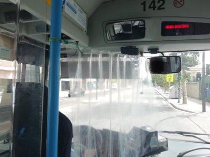 CyL lidera la caída del uso de autobús urbano