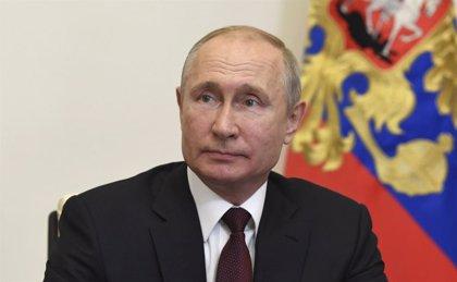 AMP.- Coronavirus.- Rusia registra la primera vacuna contra el coronavirus