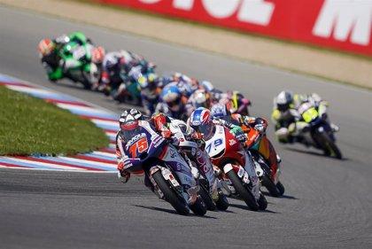 """Albert Arenas: """"Corremos en casa de KTM y eso nos da un empujón"""""""