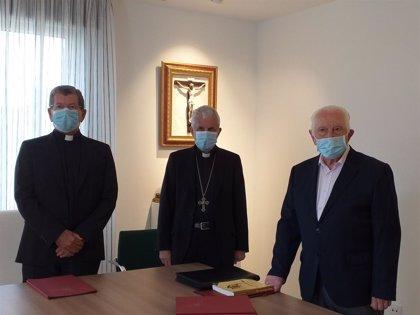 El Papa concede la condición de basílica a la concatedral de Santa María de Vigo