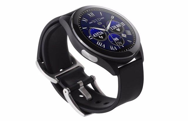 Asus anuncia su reloj inteligente VivoWatch SP, con funciones de salud y electro