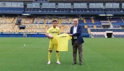"""Kubo: """"El Villarreal era la mejor opción y ahora tengo que demostrarlo"""""""