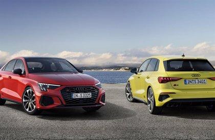 Audi inicia este mes la preventa de los nuevos S3 Sportback y Sedan en Europa, que llegarán en octubre