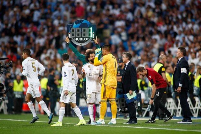 Fútbol.- El Real Madrid pone fin a la cesión del portero francés Alphonse Areola