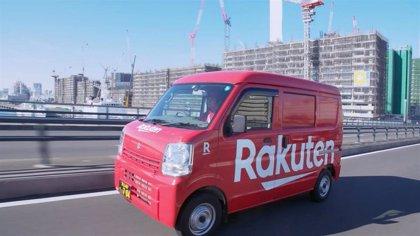Rakuten entra en pérdidas en el primer semestre, con unos 'números rojos' de 222,7 millones