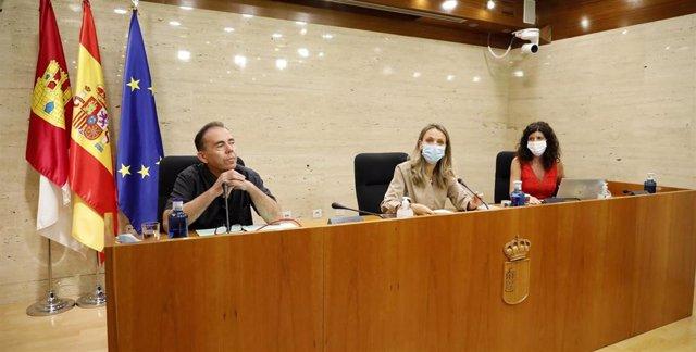 Sesión extraordinaria la Comisión no Permanente de Estudio para alcanzar un Pacto contra la Despoblación en Castilla-La Mancha